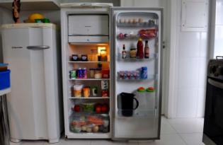 Luminaires, réfrigérateurs